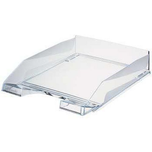 Esselte Odkladač pro formát A4, balení 10 ks, transparentní