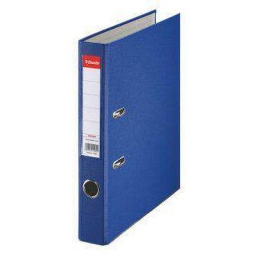 Pákový pořadač Esselte Eye, 20 ks, šířka 50 mm, modrý