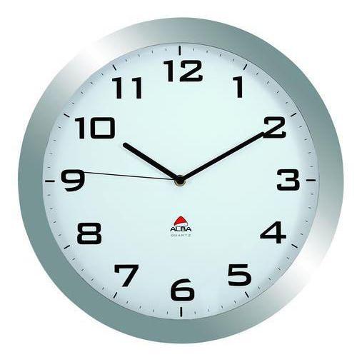 Analogové hodiny Q4, autonomní quartz, průměr 38 cm