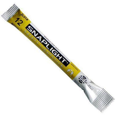 Svíticí tyčinka, 12 h, žlutá