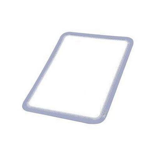 Informační kapsa Varna A4, samolepicí, stříbrná