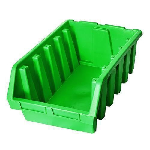 Plastový box Ergobox 5 18,7 x 50 x 33,3 cm, zelený