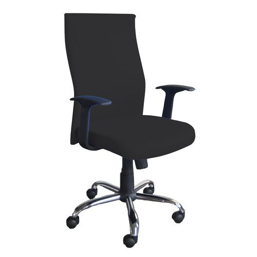 Kancelářské křeslo Hera, černé