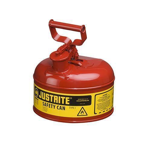 Bezpečnostní nádoba na hořlaviny, červená, 1,8 kg