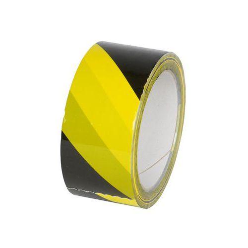 Výstražné lepicí pásky, šířka 50 mm