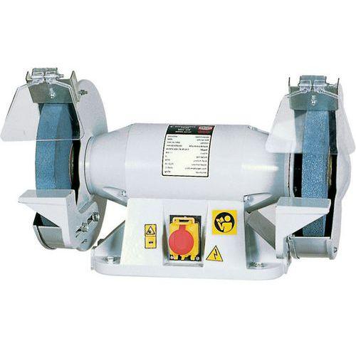 Dvoukotoučová bruska, 1100 W, 400 V