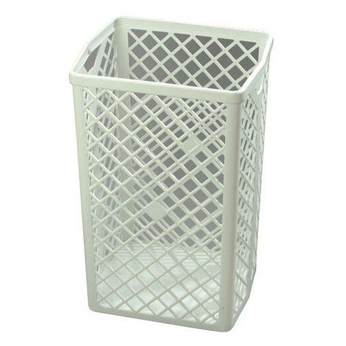 Plastový odpadkový koš Net, objem 35 l