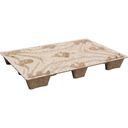 Dřevěná paleta, 14 x 120 x 80 cm