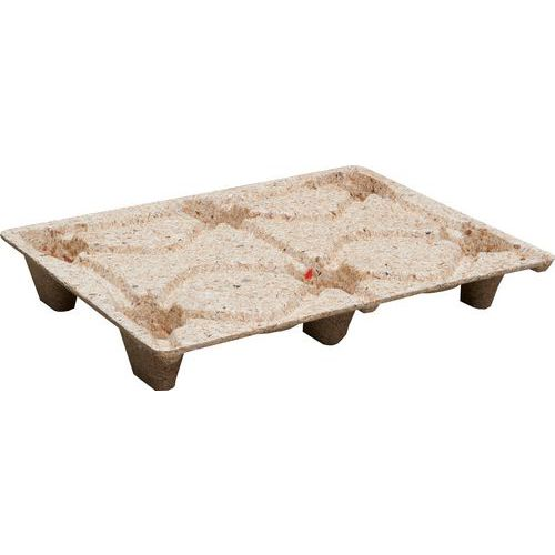 Dřevěná paleta, 12 x 80 x 60 cm