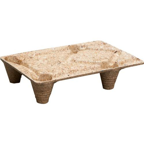 Dřevěná paleta, 12 x 60 x 40 cm