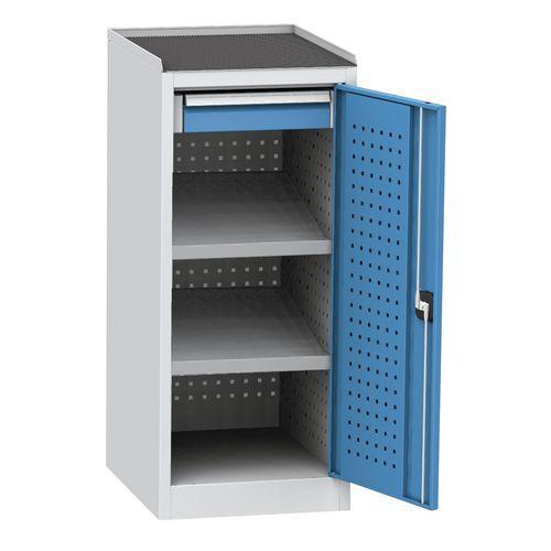 Dílenská skříň pro CNC nástroje, 118 x 50,5 x 60 cm - Prodloužená záruka na 10 let
