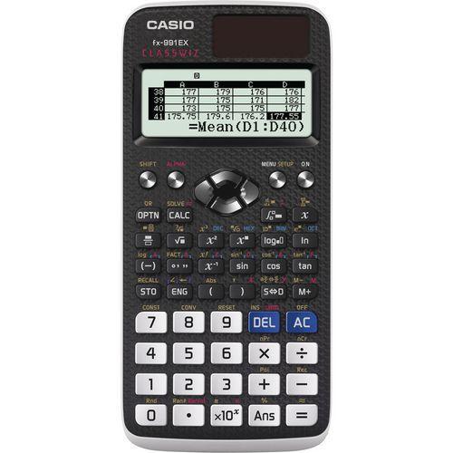 Vědecká kalkulačka Casio FX 991 EX
