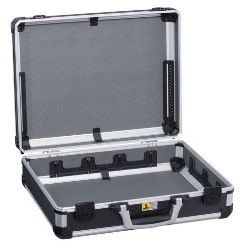 Kufr na nářadí AluPlus Tool 44 Basic black
