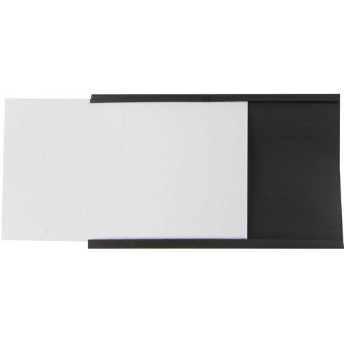Manutan Držák etiket na regály, magnetický, 50 x 80 mm