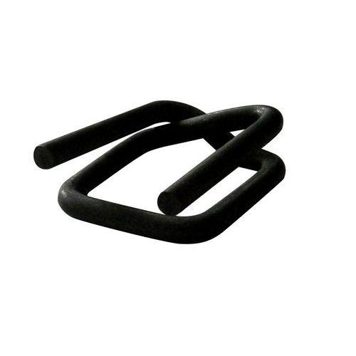 Ocelové fosfátované spony pro páskovače, drátové, 14 mm