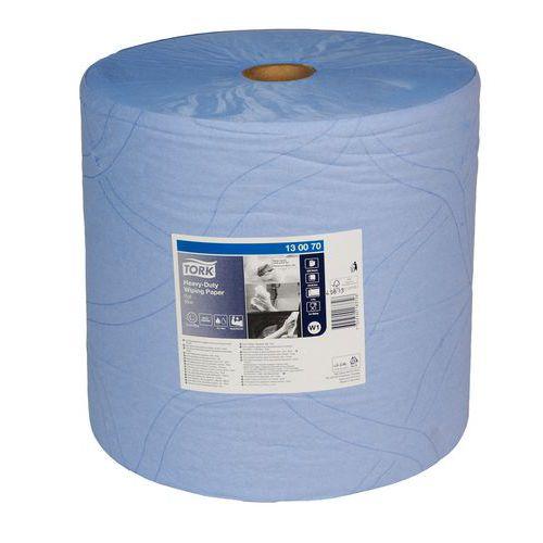 Průmyslové papírové utěrky Tork Advanced 430 Blue 2vrstvé, 1 000