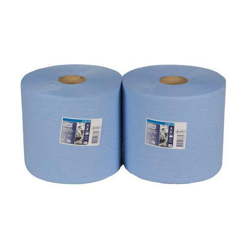 Průmyslové papírové utěrky Tork Advanced 430 Blue 2vrstvé, 500 útržků, 2 ks