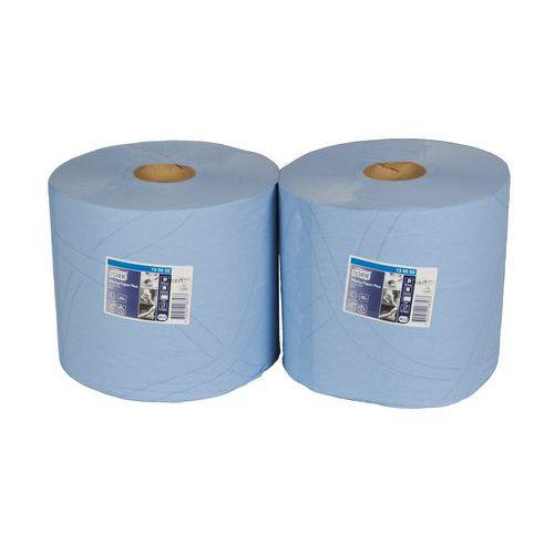 Průmyslové papírové utěrky Tork Advanced 420 Blue 2vrstvé, 750 ú