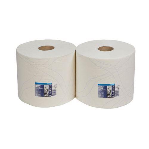 Průmyslové papírové utěrky Tork Advanced 420 White 2vrstvé, 750 útržků, 2 ks