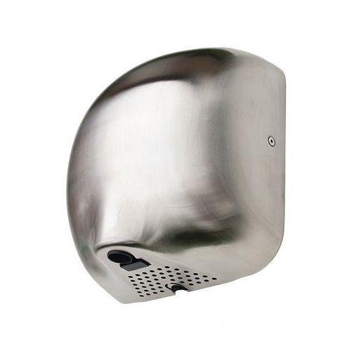 Bezdotykový elektrický vysoušeč rukou Jet Dryer Simple, stříbrný