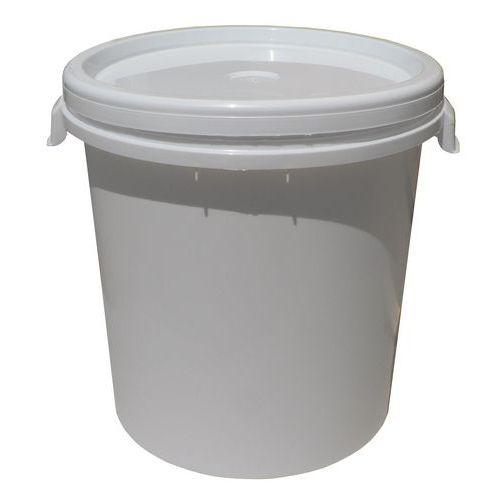 Plastový kyblík, výška 393 mm, 30 l