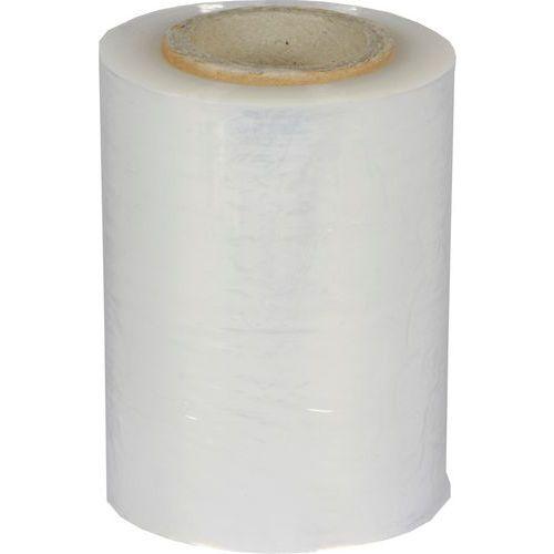 Ruční průtažná fólie, šířka 100 mm, tloušťka 20 mic