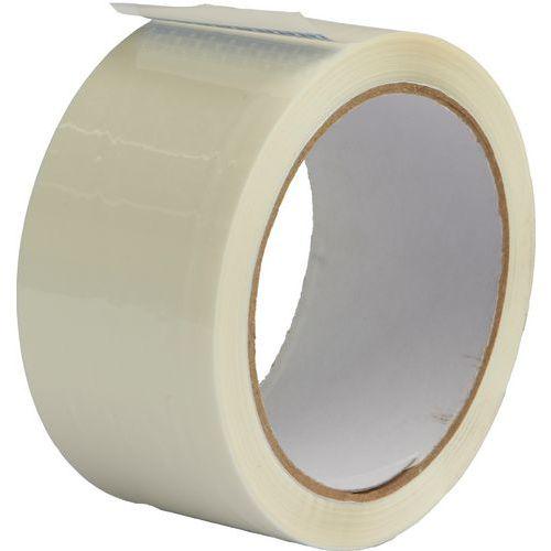 Lepicí páska, šířka 48 mm, bílá