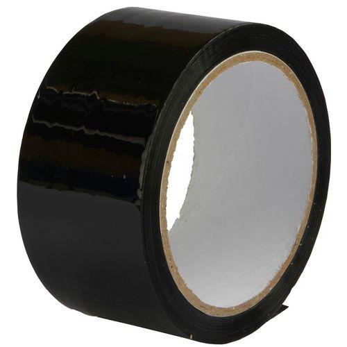 Lepicí páska, šířka 48 mm, černá