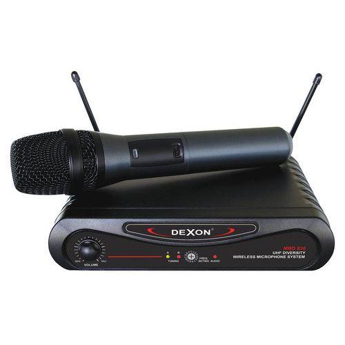 Bezdrátový mikrofon MBD 830