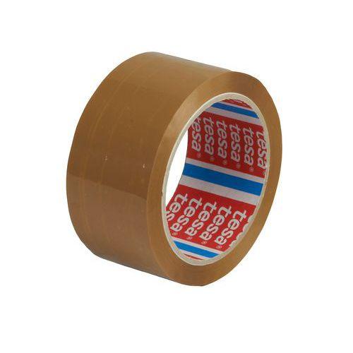 Lepicí páska Tesa, šířka 48 mm, hnědá