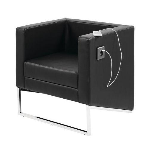 Sofa AKO eco kůže, černá