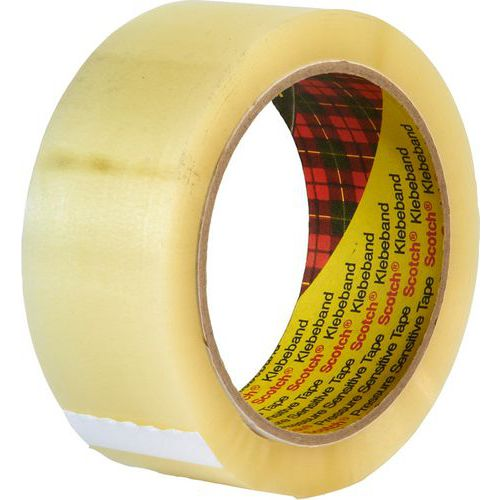 Lepicí páska 3M, šířka 38 mm, transparentní