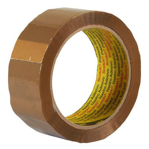 Lepicí páska 3M, šířka 38 mm, hnědá