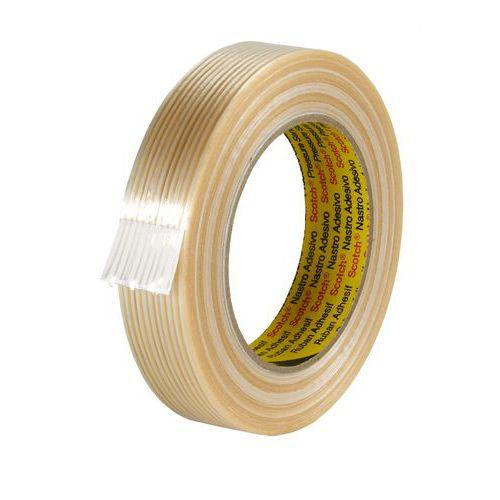 Vyztužená lepicí páska 3M, šířka 25 mm