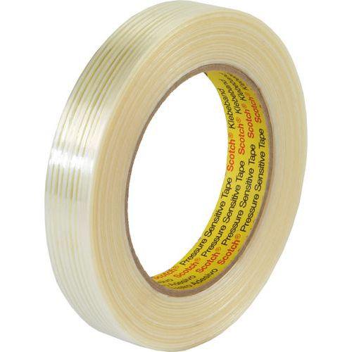 Vyztužená lepicí páska 3M, šířka 19 mm