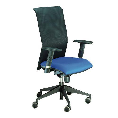 Kancelářská židle Flex, modrá
