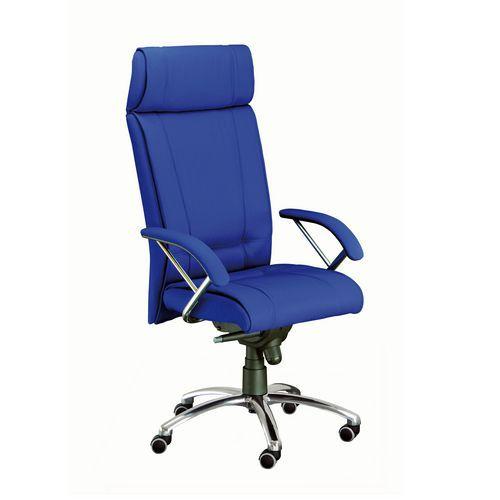 Kancelářské křeslo Level, modré