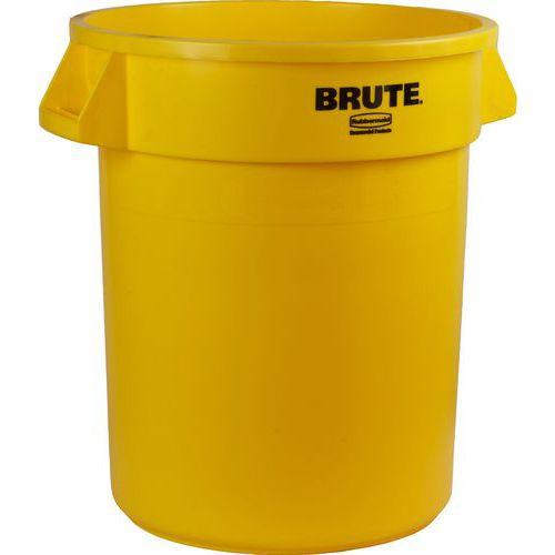 Plastový kontejner Rubbermaid Brute, objem 76 l