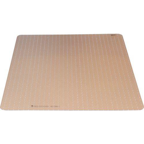Ochranná podložka pod židli na koberce, obdélníková, 90 x 120 cm