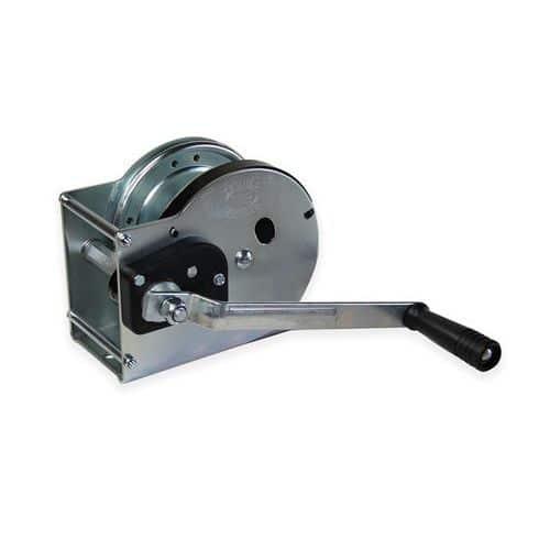 Ruční lanový naviják s automatickou brzdou, do 650 kg