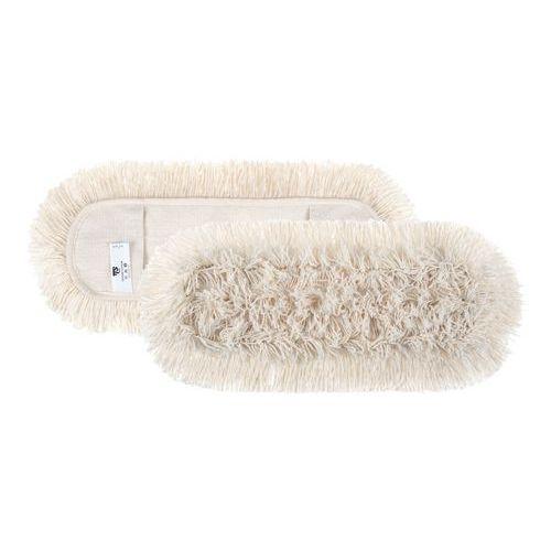 Bavlněný plochý mop, bez tyče, 40 cm, 5 ks