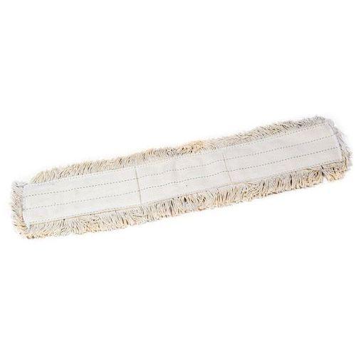 Bavlněný plochý mop, bez tyče, 80 cm, 5 ks