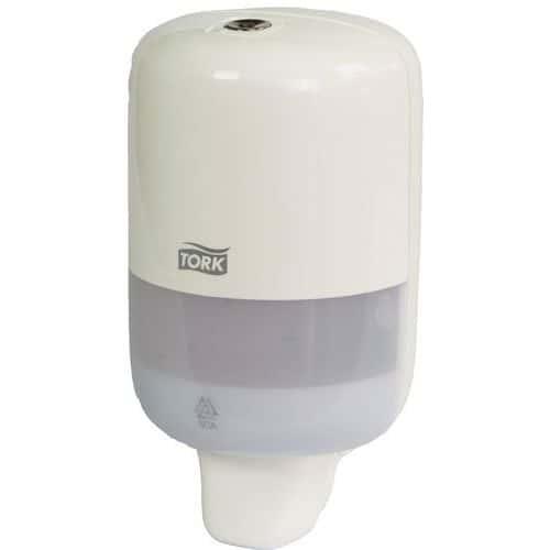 Dávkovače tekutého mýdla Tork S-Box Mini, na výměnné náplně, 0,475 l