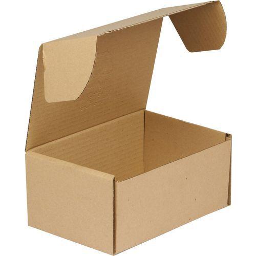 Kartonová krabice s víkem, 105 x 235 x 155 mm