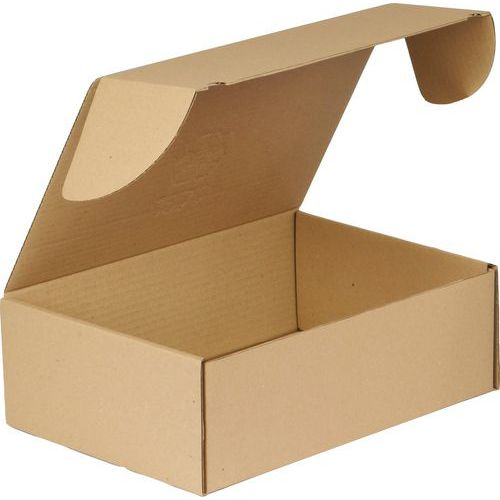 Kartonová krabice s víkem, 105 x 320 x 220 mm