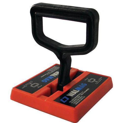 Ruční zvedací magnet s madlem, do 70 kg