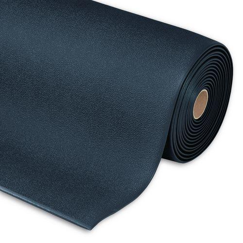 Protiúnavová průmyslová rohož Manutan, šířka 91 cm, metrážová, č