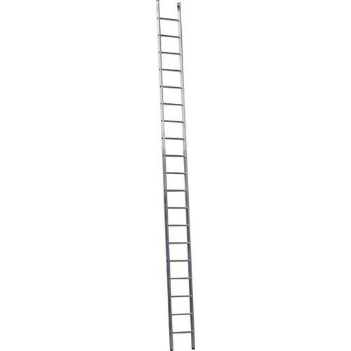 Hliníkový žebřík PROFI, 19 příček