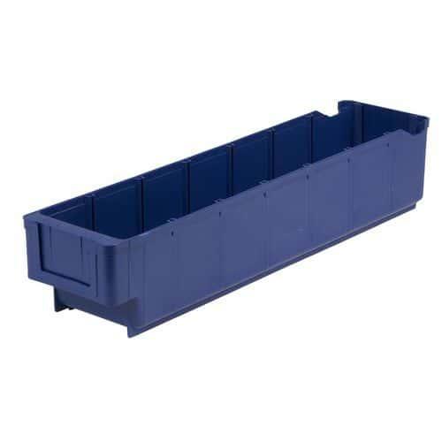 Zásuvné boxy PP 8,2 x 9,4 x 40 cm