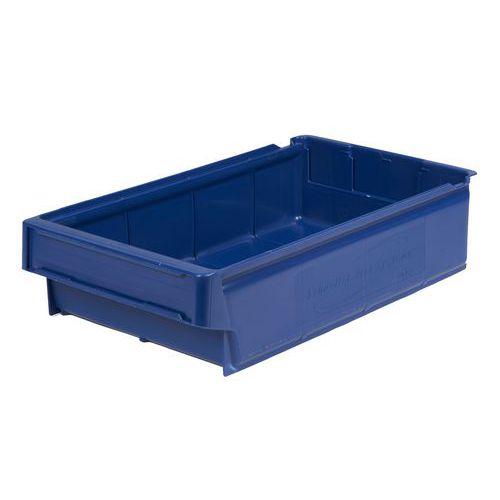 Zásuvné boxy PP<br>10 x 23 x 40 cm